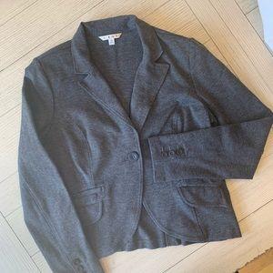 CAbi ponte gray blazer sz 10